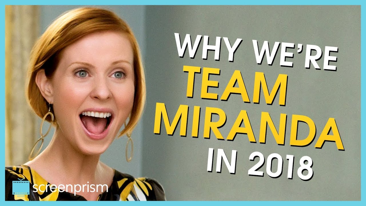 4. Vidéo YouTube - Why We're Team Miranda in 2018 - ScreenPrism