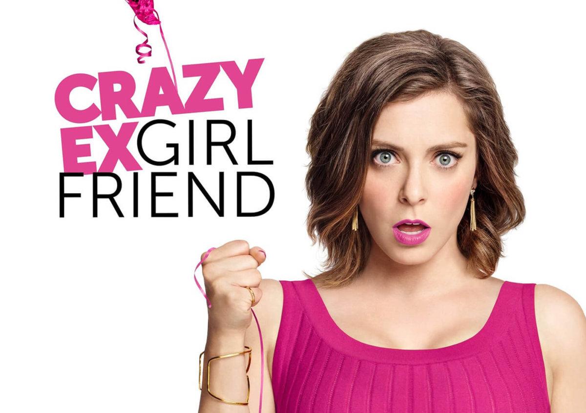 2.Serie - Crazy Ex-Girlfriend - Rachel Bloom