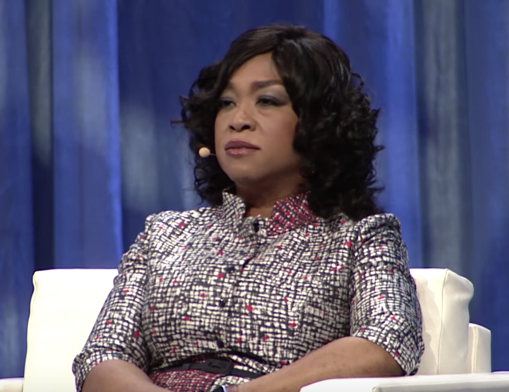 8. ITW Youtube - Shonda Rhimes at the 2015 Massachusetts Conference for Women