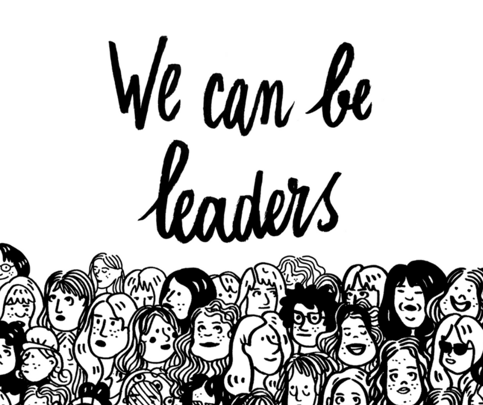 "7. Abécédaire - ""We can be leaders"" publié par Omniwomen France en 2018."
