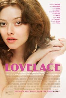 8.Film - Lovelace par Rob Epstein, Jeffrey Friedman