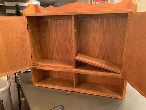 Medicine Cabinet, original condition