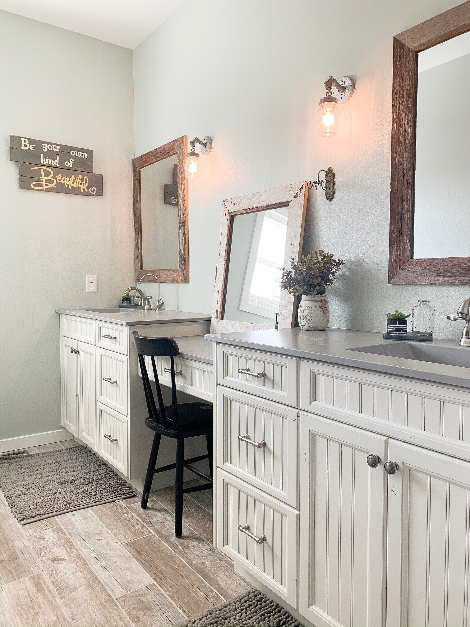 Farmhouse Bathroom Design Aps Design