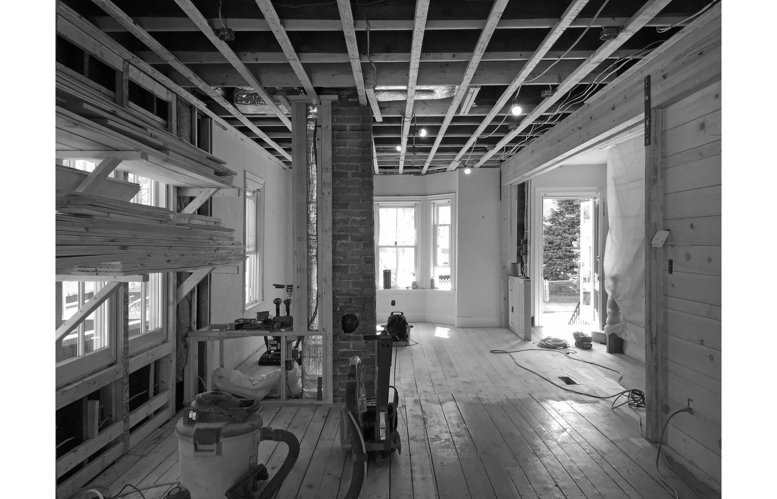 Avon Renovation