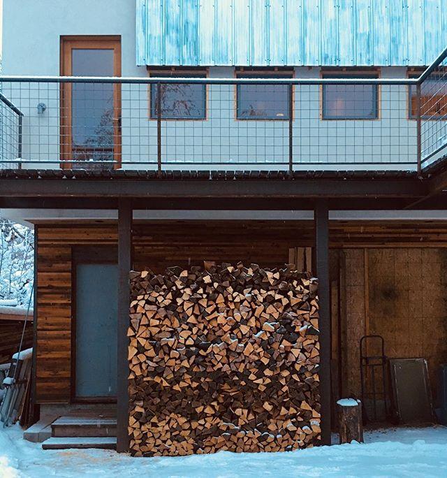 ... #season #architectleddesignbuild  #architecture  #montana  #holdinggroundarchitects
