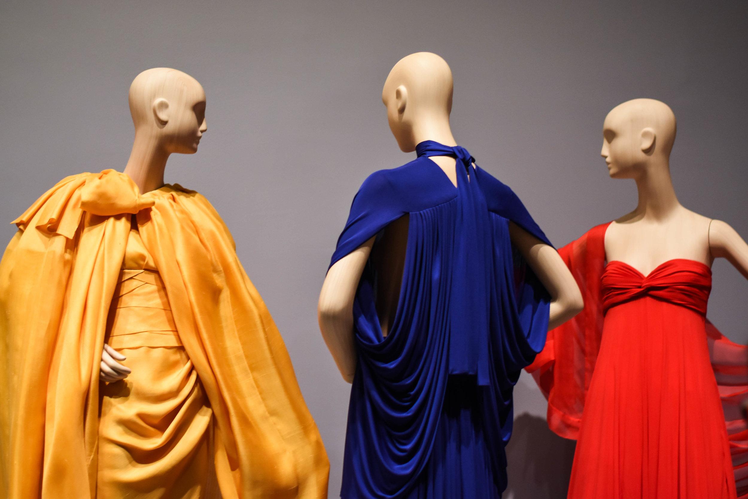 designed by Marc Bohan for Christian Dior