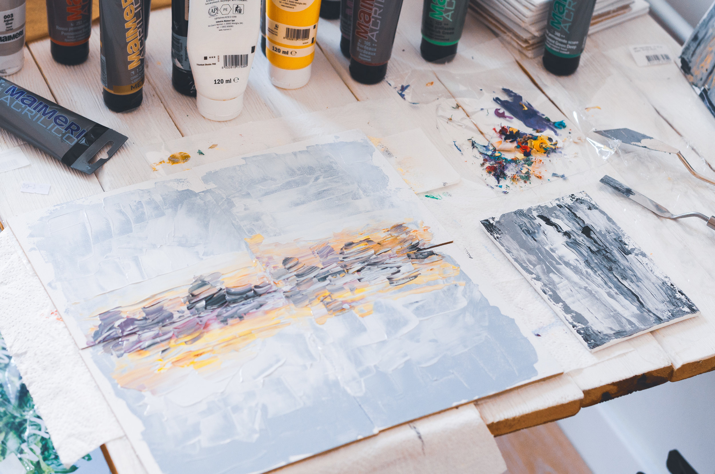 Art Acquisition - We offer art acquisition for projects we are working on. We work with a number or artists and art consultants to ensure that the correct artwork is matched to a project and client.