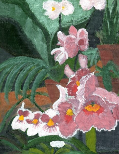 """""""Orchids"""" sold"""