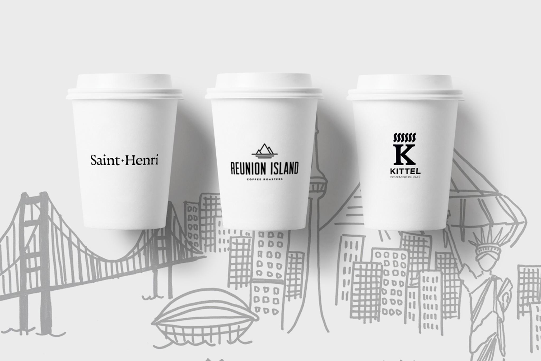 THE COFFEE COMPANY   /// Site web