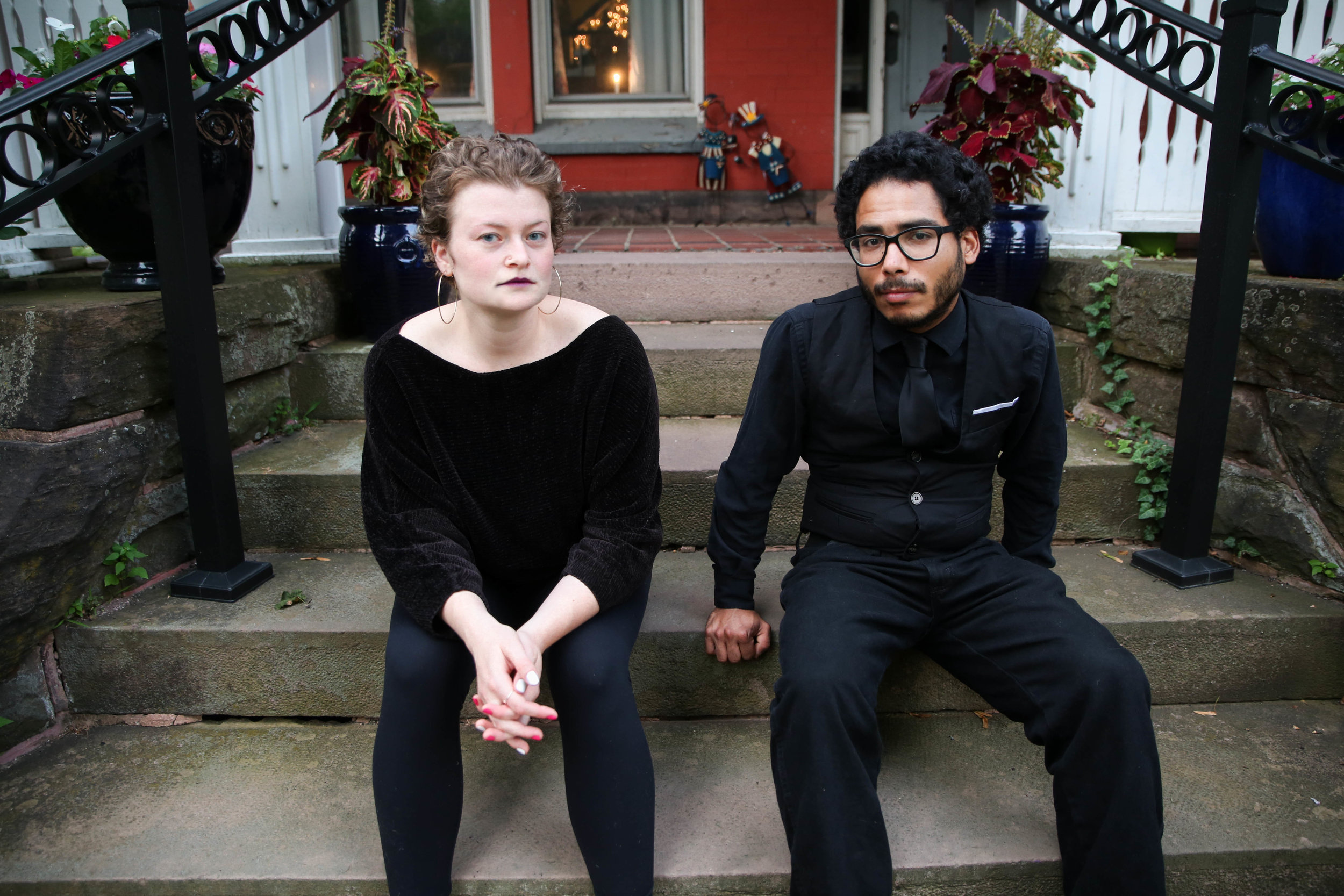Biography - Formed in late 2017, Leyda is an Indie Rock/Baroque Pop band based in Buffalo, NY. While the band currently functions as a collective, it is headed by front-woman Saffi (piano/keyboard, vocals, clarinet), and Jose Rojas, virtuoso (violin).