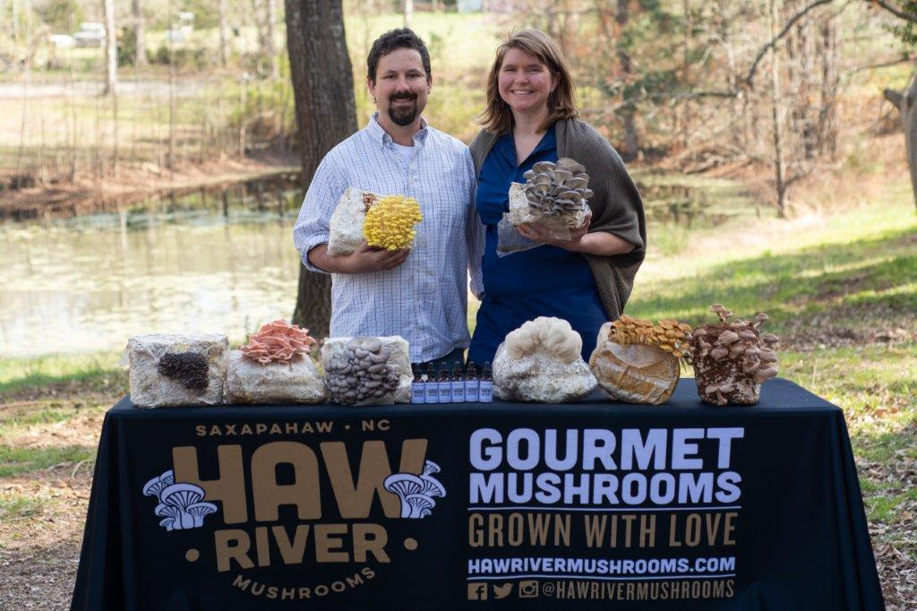Haw River Mushrooms