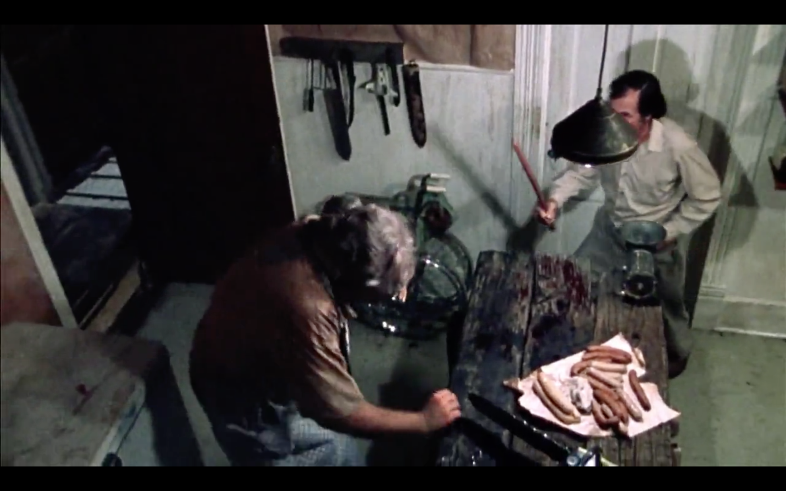 28. Hooper, Tobe, Director.  The Texas Chainsaw Massacre.  1974.