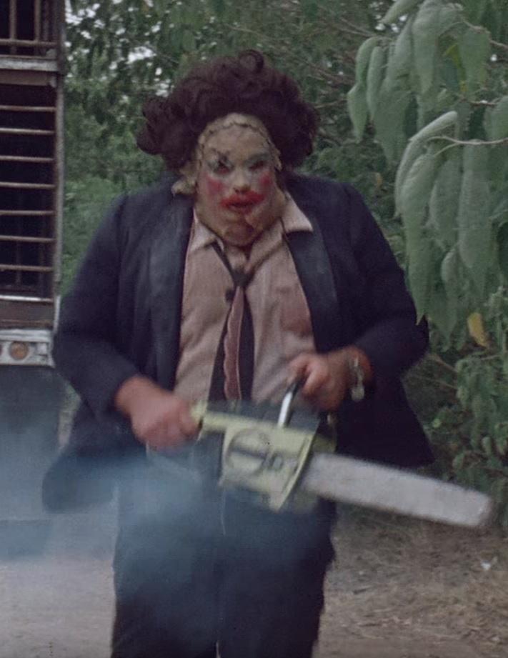 31. Hooper, Tobe, Director.  The Texas Chainsaw Massacre.  1974.