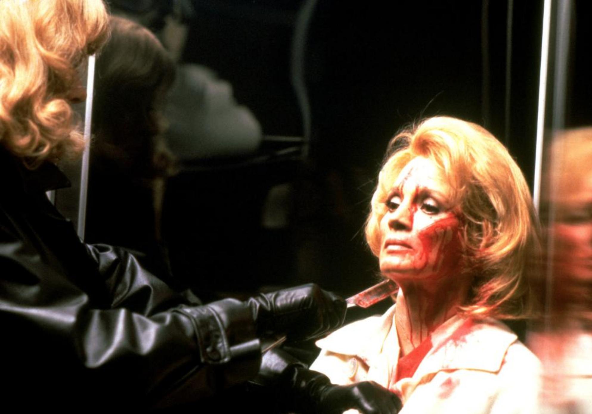 38. De Palma, Brian, Director.  Dressed to Kill.  1980.