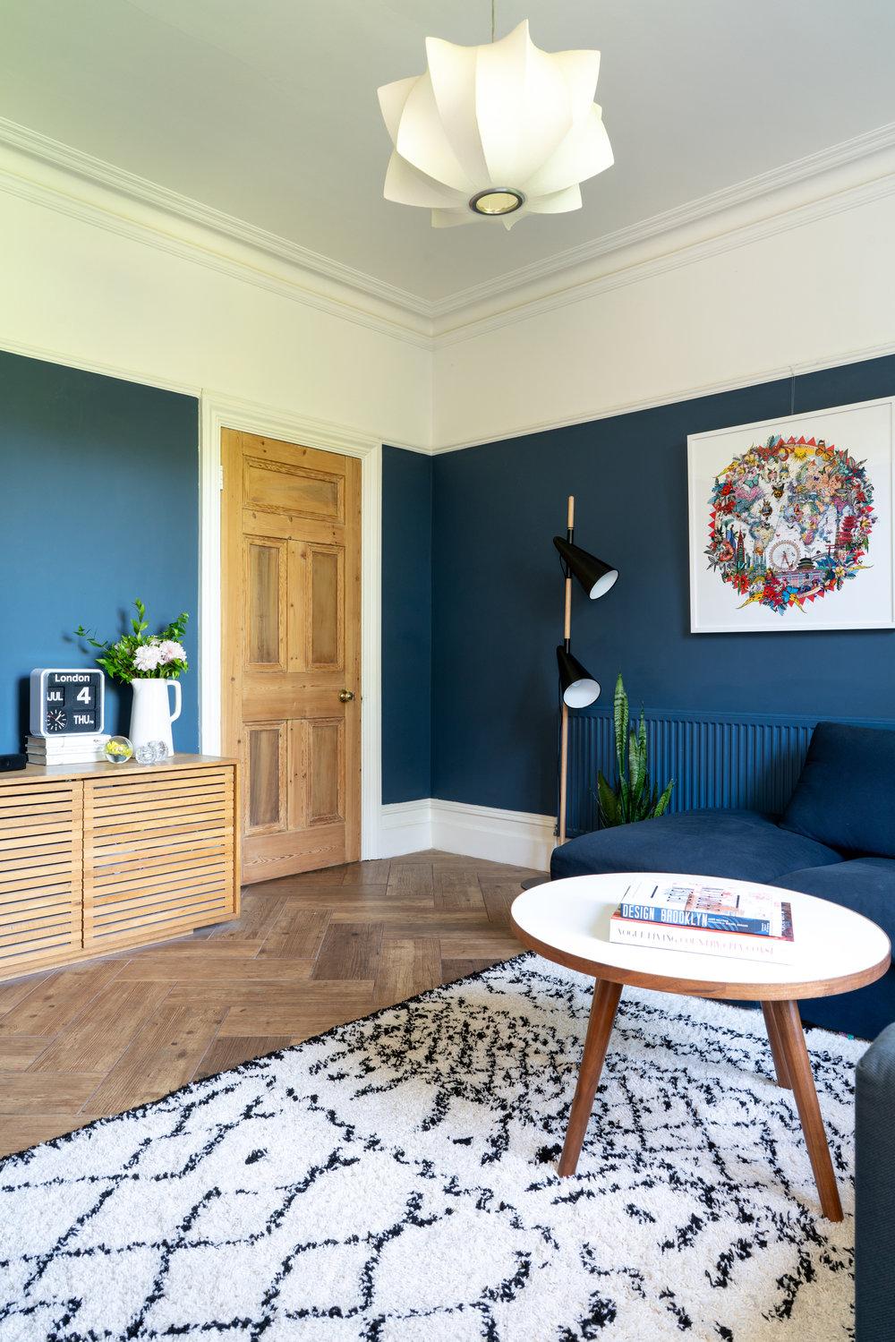 Stiffkey Blue room — Michelle Shakallis Interiors   Interior ...