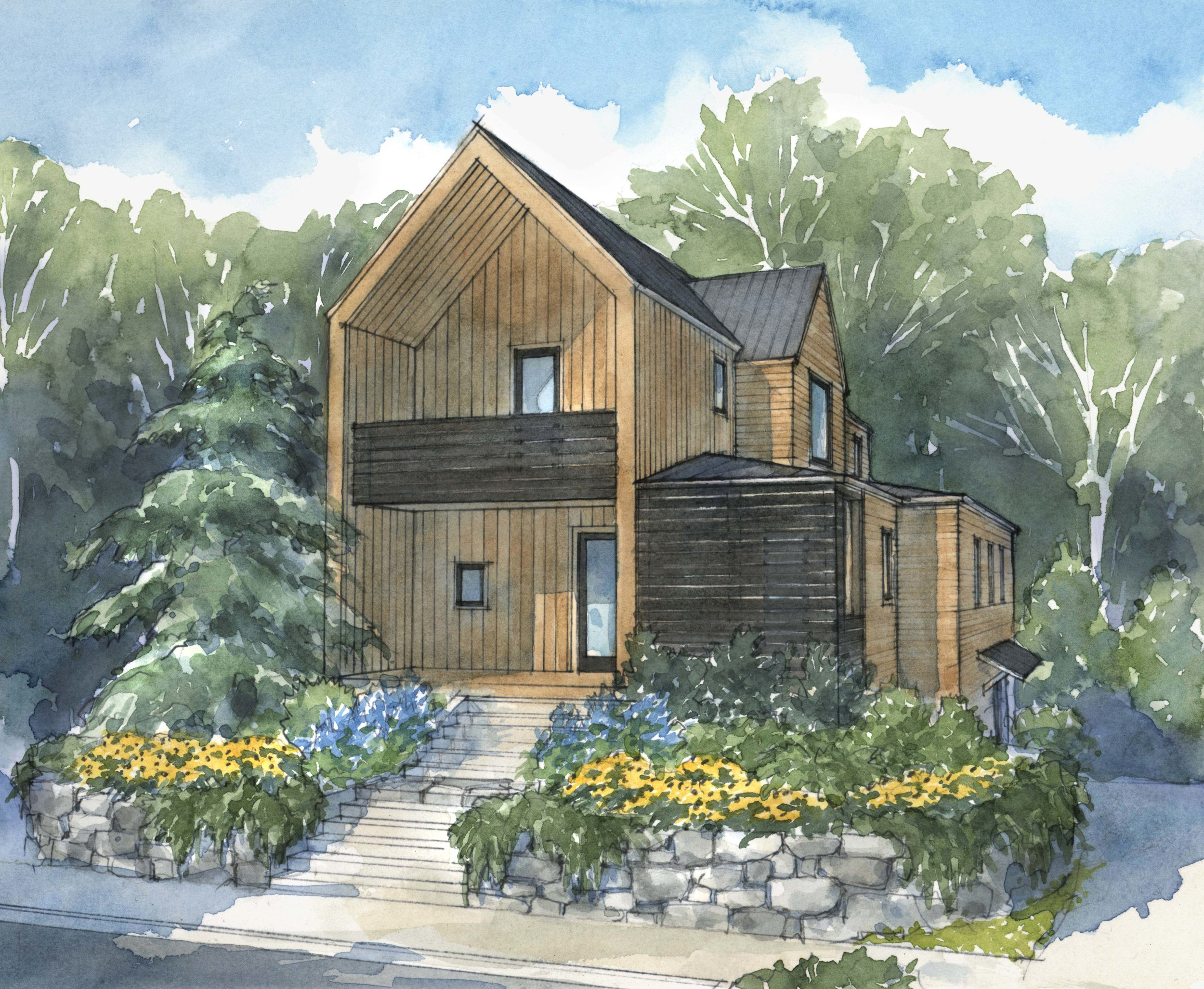 - Emmy award-winner Danny Seo Builds First Naturally House at Serenbe
