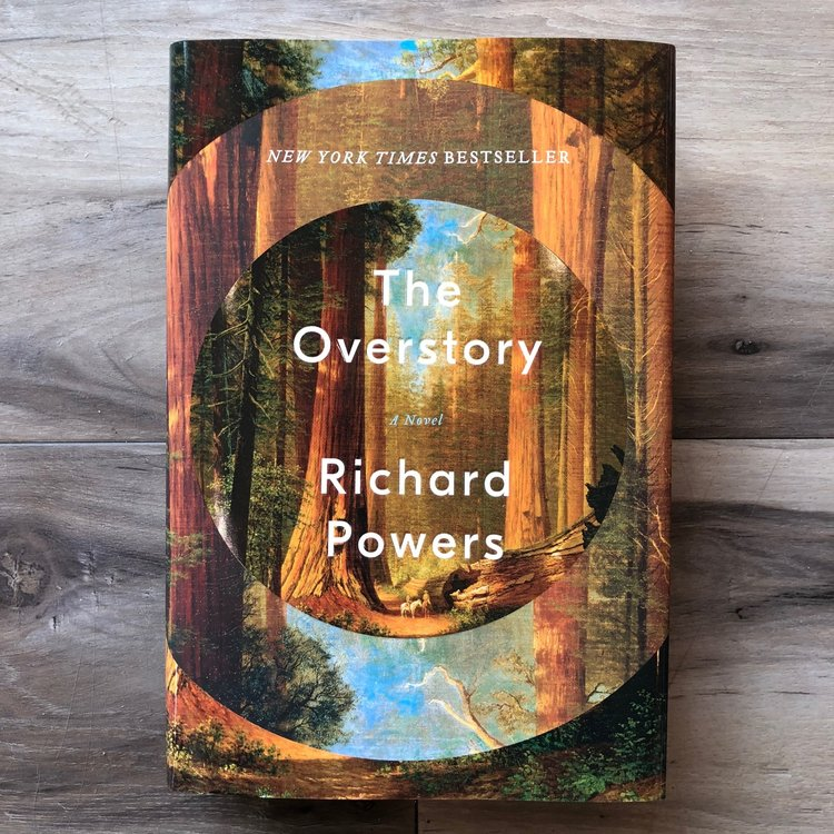 The Overstory - by Richard Powers