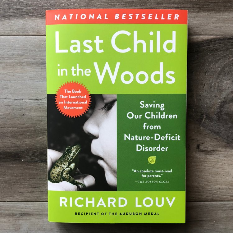 Last Child in the Woods - by Richard Louv