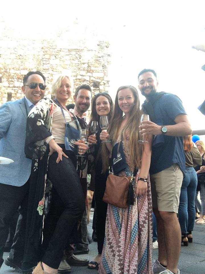 2018 Taormina, Italy Food and Wine Festival, Cibo Nostrum   The food and wine festival was everything under the sun! With over 150 chefs coming from the entire Italian and international culinary scene, we more than enjoyed ourselves! We had our fill of wine with over 50 wineries in the area sampling their very best. They had more food than any other festival I have been to! This was the Godzilla of food and wine events! An entire Piazza was devoted to fresh fish caught that day were being filleted before our eyes. Every stall making delicious carpaccio and tartare combinations. We enjoyed so much fresh Pasta, the fresh and cured meats were perfect. The seasonal veggies were so elegant and on point. Then the wine…. It was sensational! Such a wonderful serendipitous occasion to be shared with family! See the link for more info on that.