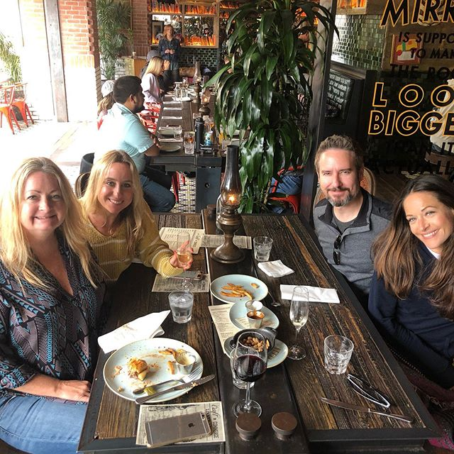 Straight from MX and in San Diego... Craft and Commerce cocktails with friends... #Imprompturendezvous #littleitalysandiego #homeawayfromhome