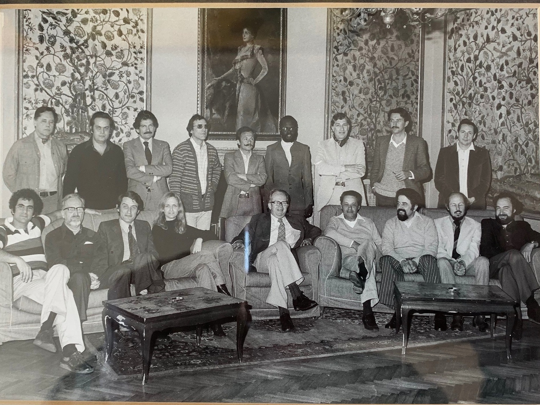 Research Committee 02 on Economy and Society founded in 1978 with the fusion of ISA Working Group 7, 'Industrial Leadership, Entrepreneurship and Economic Development and ISA Ad Hoc Group on Economy and Society. Economy and Society First International Conference held at Villa Serbelloni in Bellagio (May 1979). For a list of participants see the end of the article.