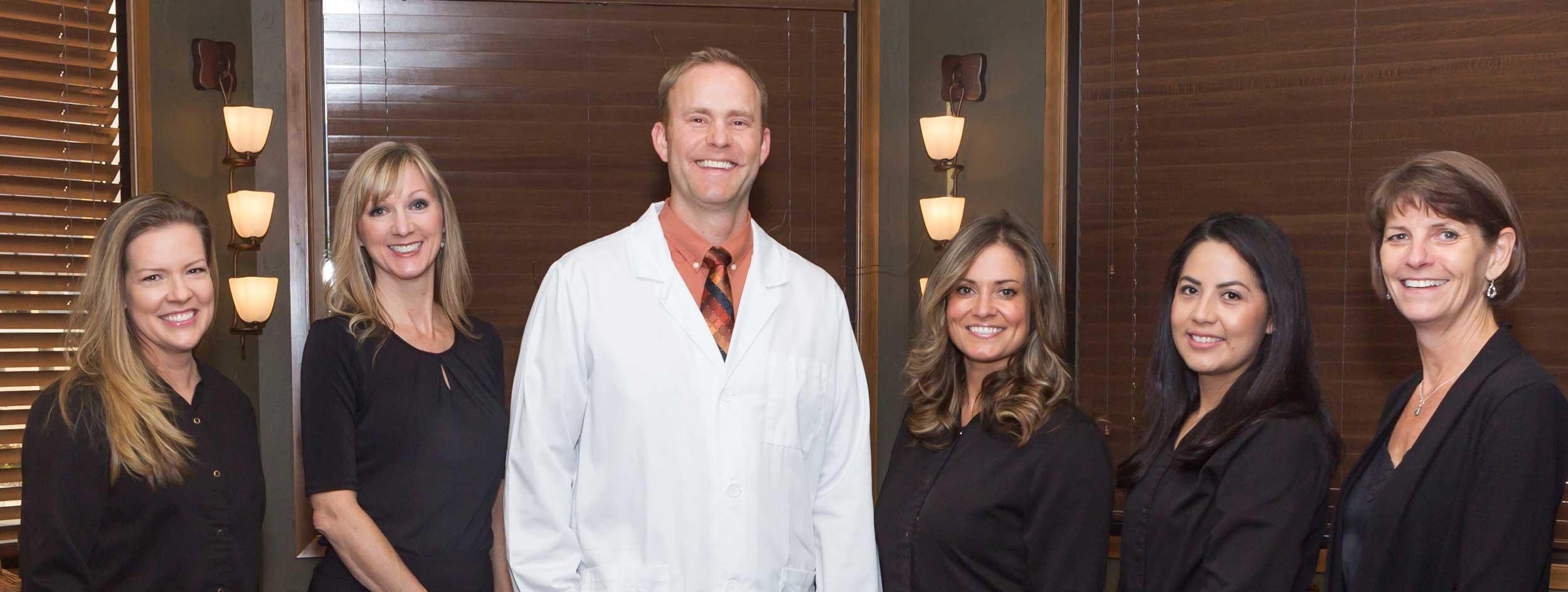 Webb Dental Care Team