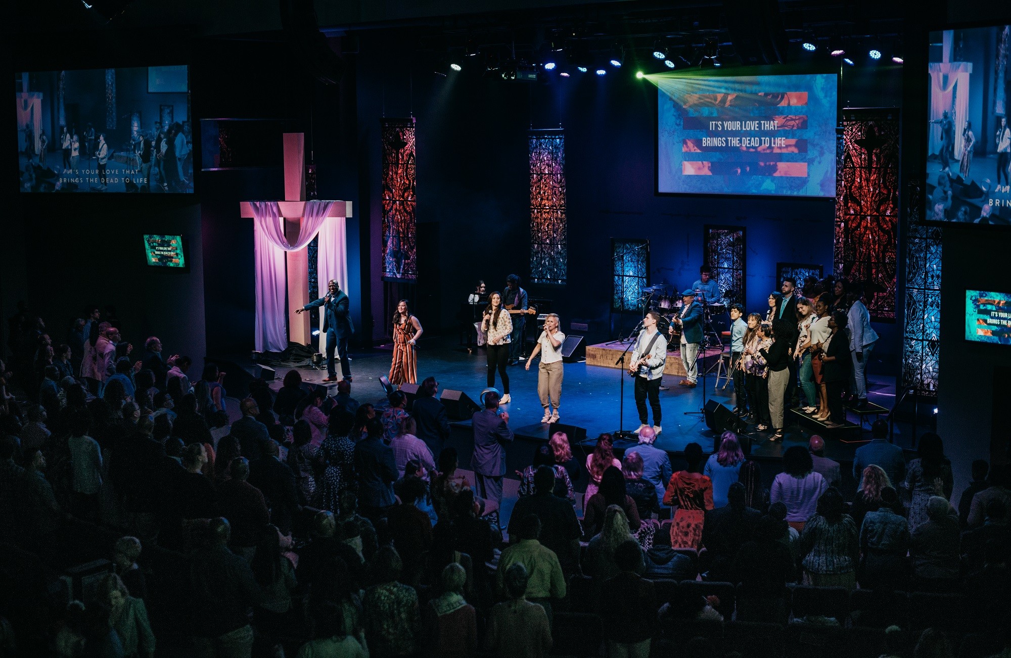 Immersive - Experience hospitable leadership by spending time immersed in the culture of The Life Christian Church and interacting with TLCC Staff Team and Leaders.