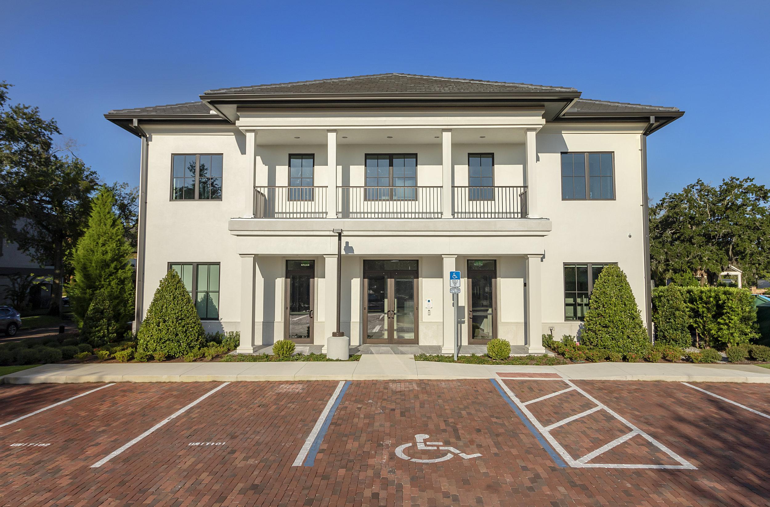 The Trismen Building - Address213 West Comstock AvenueWinter Park, Florida 32789Emailinfo@trismenbuilding.comPhone(407) 986-8550