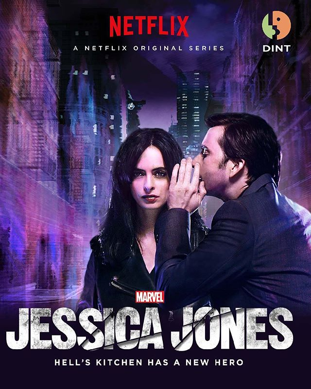 Did you know we are certified by Marvel? We have dubbed many amazing shows for them and Jessica Jones is definitely one of our favorites!!