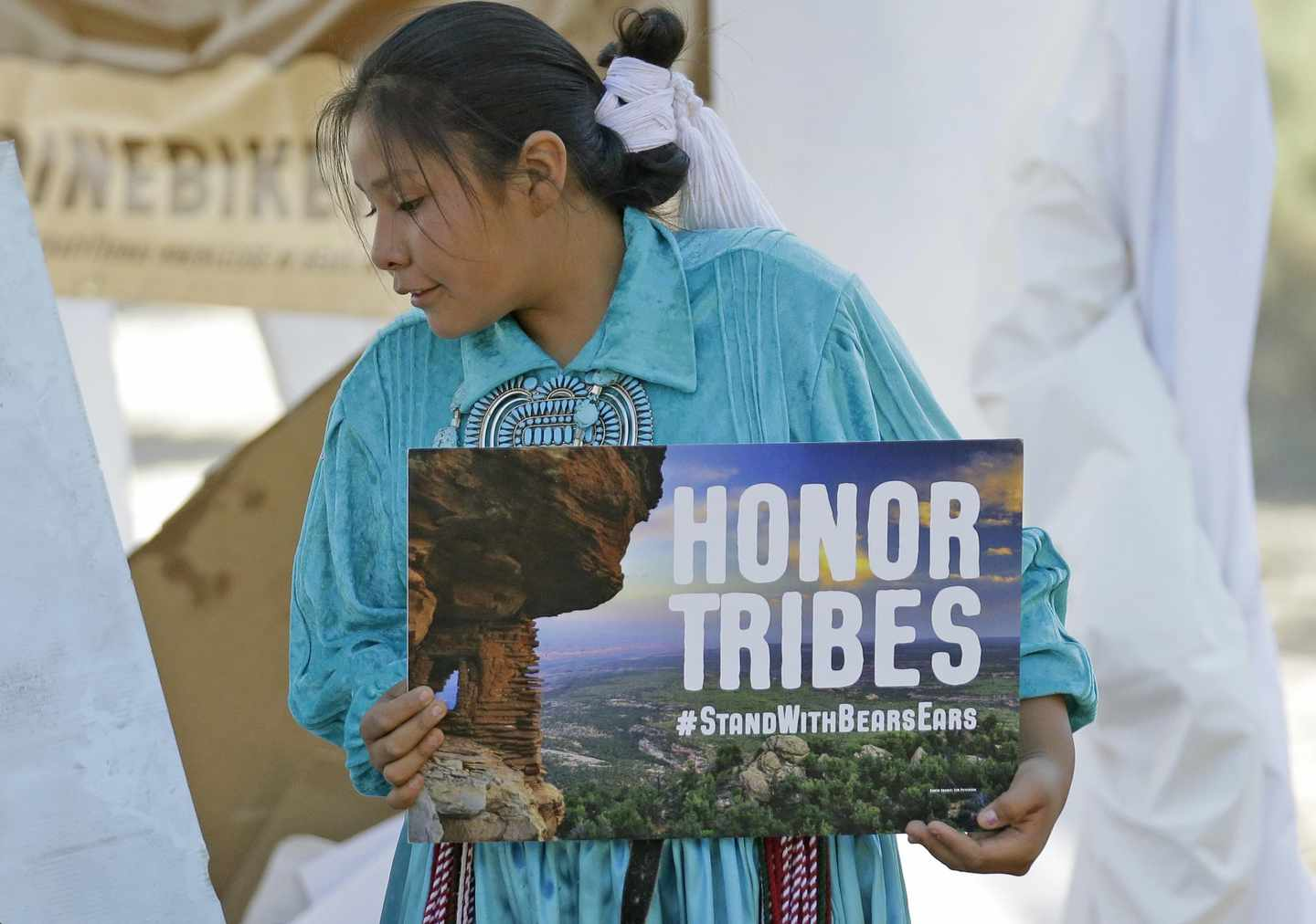 Tribal History Imperiled as Zinke Mulls Monument's Status -