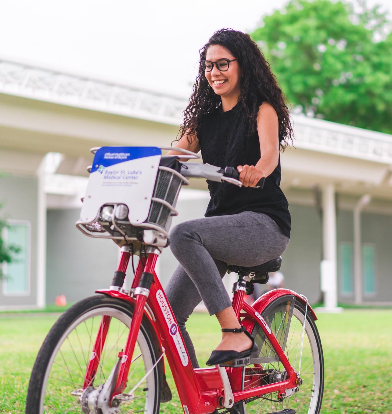 Ride Houston BCycle