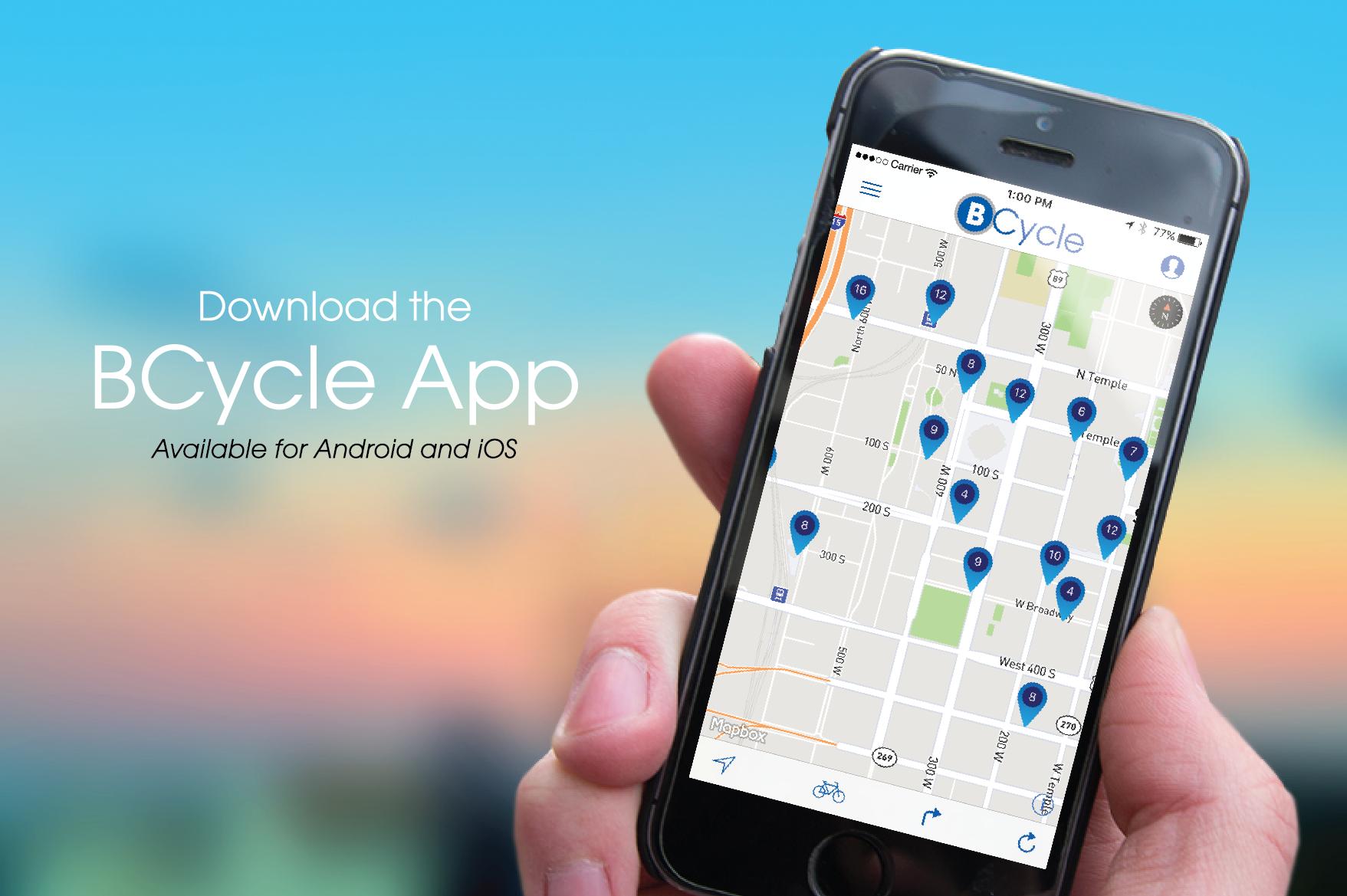 Houston BCycle Mobile App