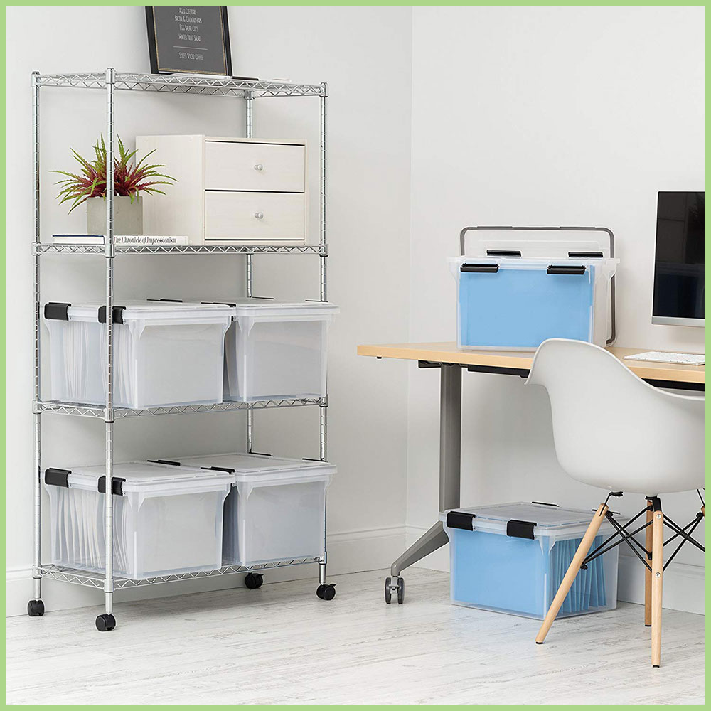 Paper and Office Storage