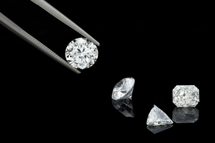 Lab-grown diamonds command about 1 percent of the global market today. But investment firms predict that market share could rise to as much as 15 percent in the next few years.
