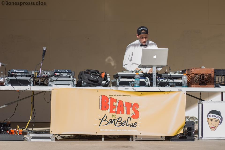 Beats and BarBeCue