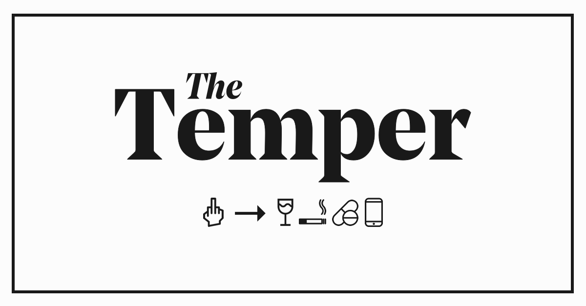 The Temper Blog article