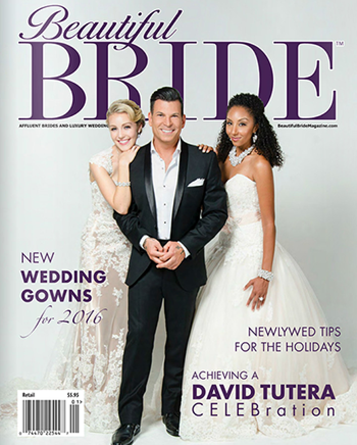 Beautiful Bride magazine cover