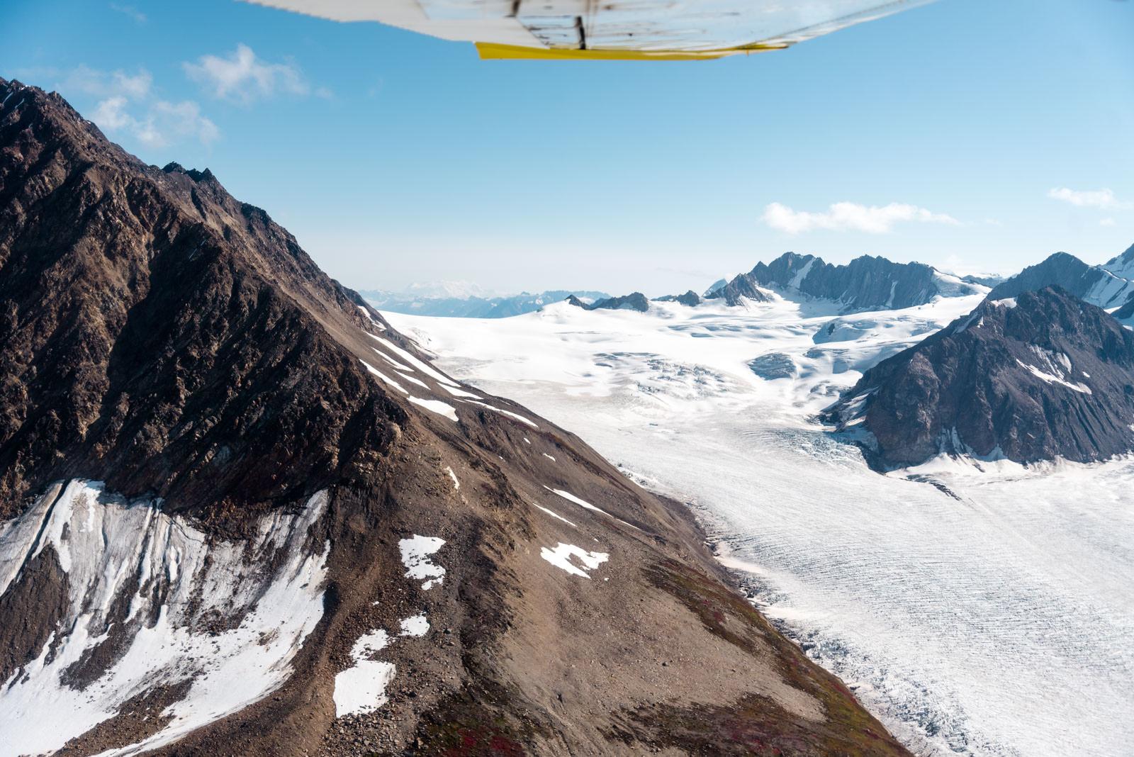 Bagley Icefield - University Range Tour: Glacier