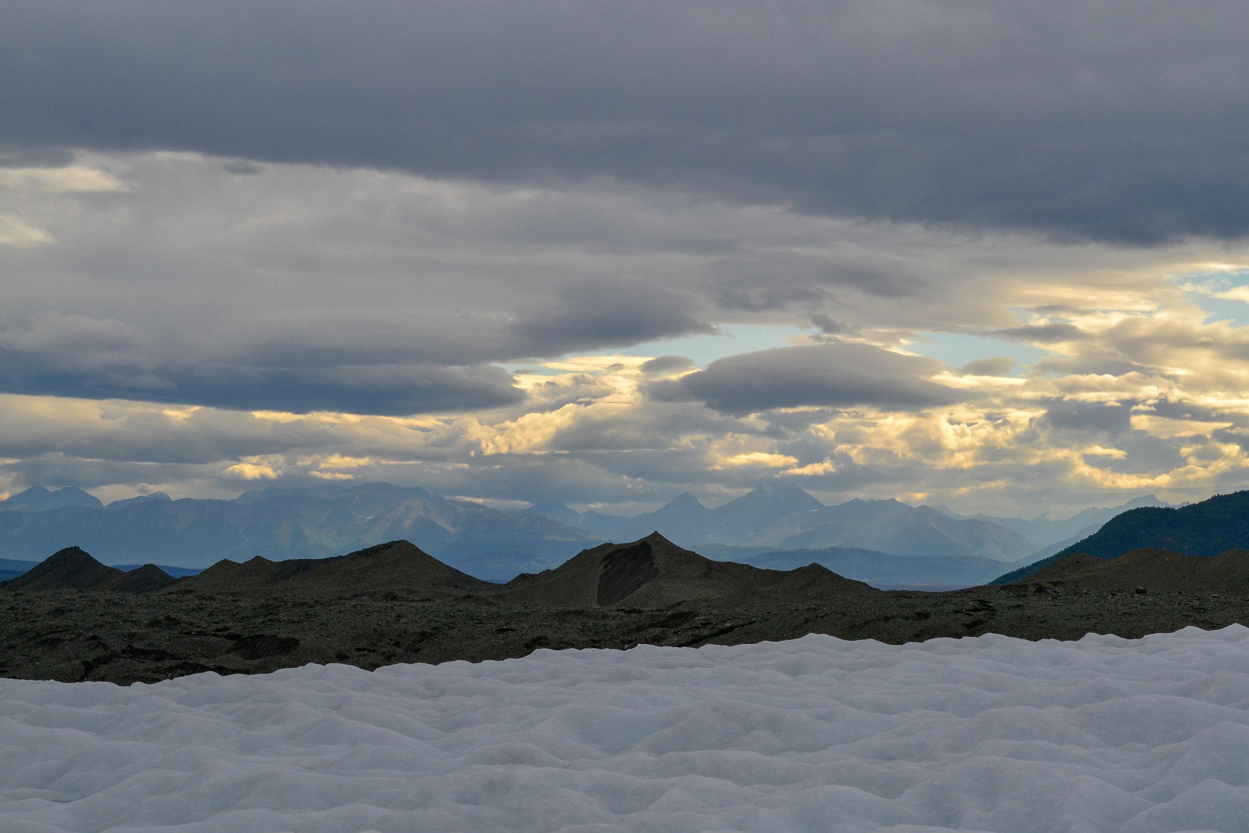 Glacier Adventure Day-Trip:  Root Glacier and Chugach Mountains