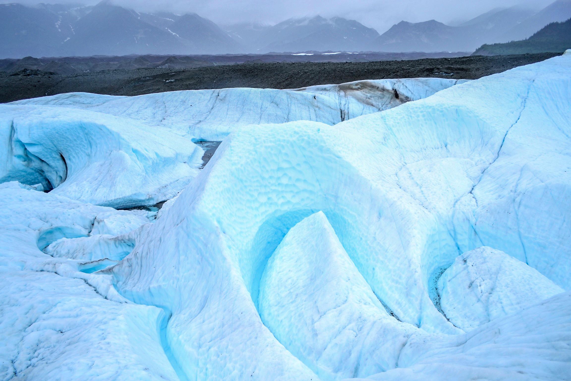 Glacier Adventure Day-Trip: River on the Root Glacier