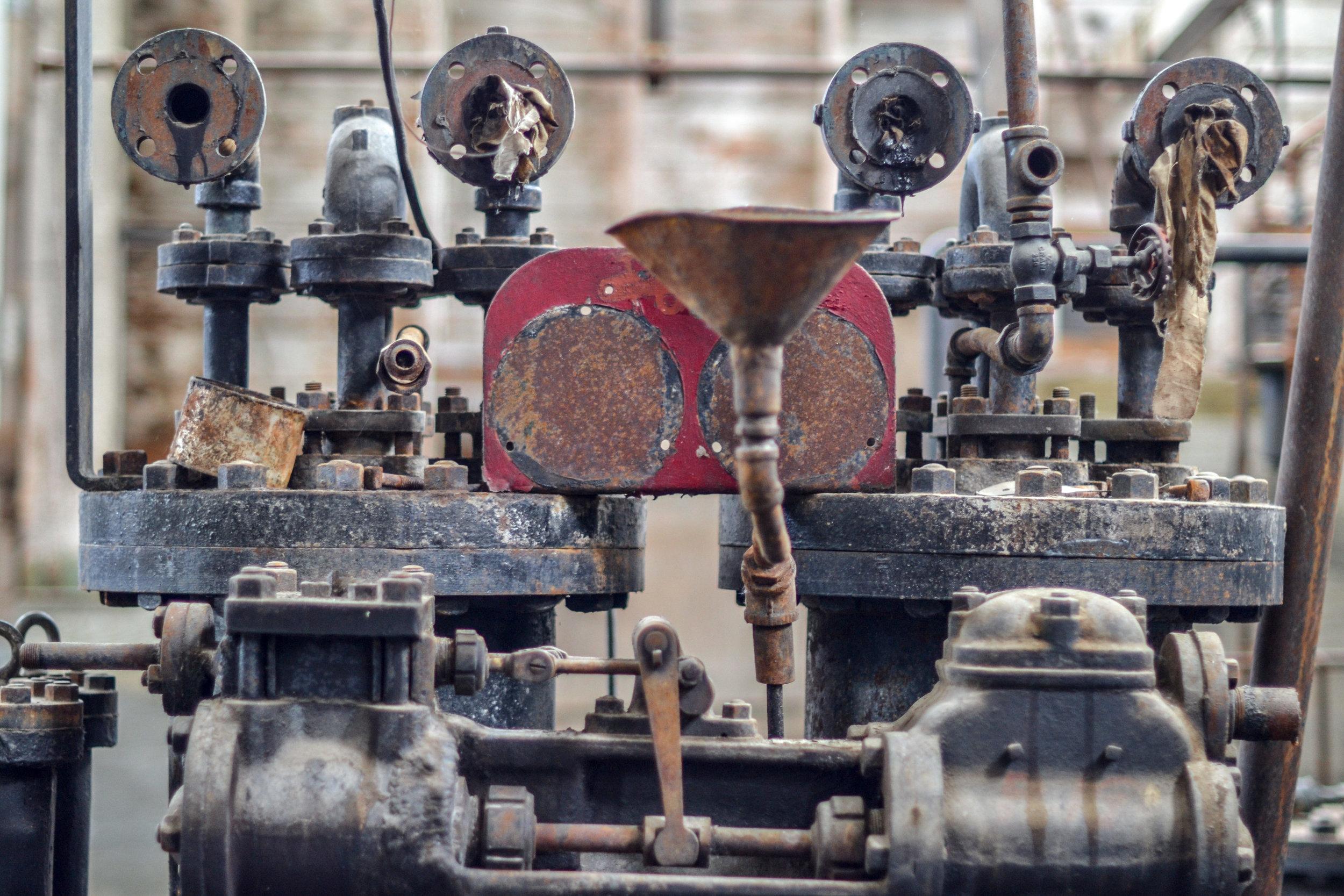 Historic Day-Trip: Kennecott Machinery