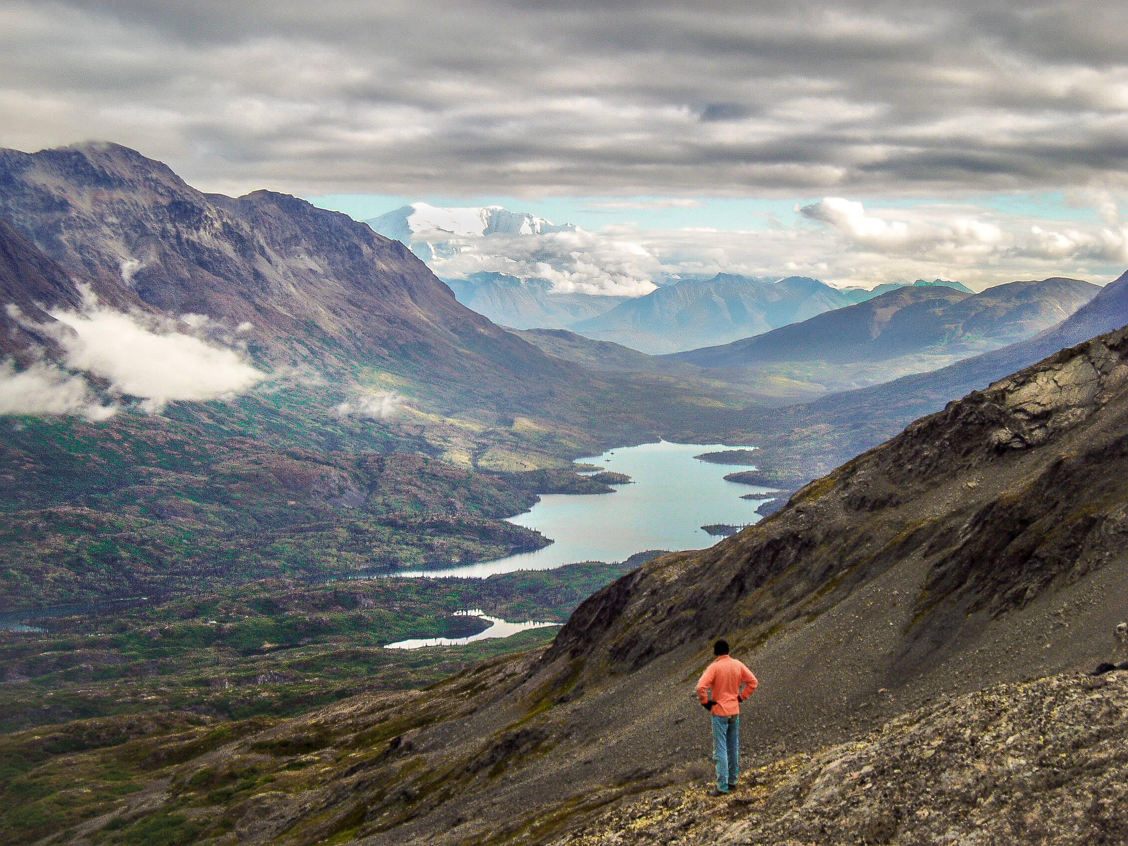 Basecamping Drop-Off: Hiker's first look at Tebay Lakes