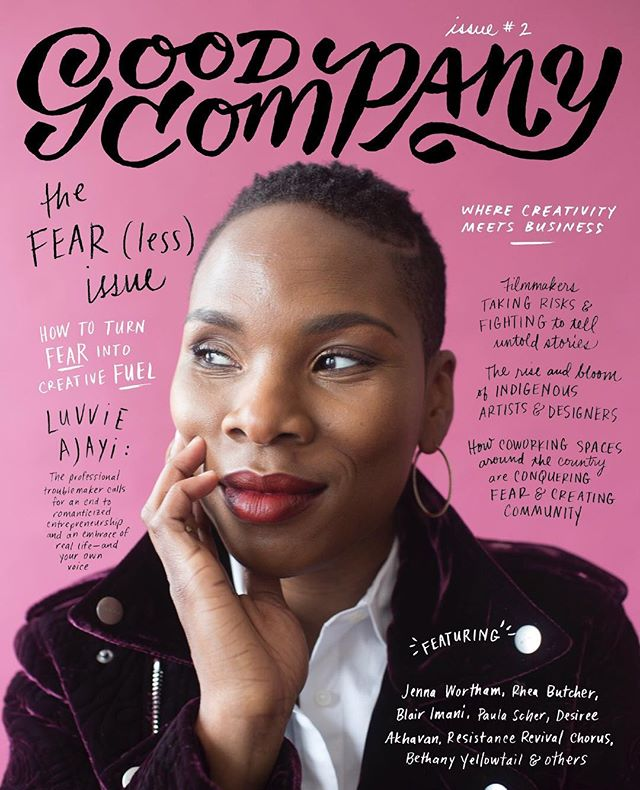 Tomorrow we take the magazine + #GoodCompanyPodcast on the road to New York City, Minneapolis, Seattle, and San Francisco ✨ Will we see you in one of these cities? 💛 Let us know!  #nyc #minneapolis #seattle #sanfrancisco #newyorkcity #podcast #event #magazine