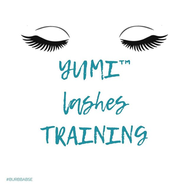 DID YOU KNOW?!? __ We are the official Dealer and Master Trainer for YUMI™ Lashes in BC!  Our one day accelerated training courses are focused on QUALITY over QUANTITY, therefore, classes are intimate and fill up quick, ensuring you get the attention needed to perform exceptional results with confidence.  With the extensive kit included with your training, you'll be ready to start accepting clients as soon as you're completed!! __ 🔗 in bio for more information and upcoming training dates!