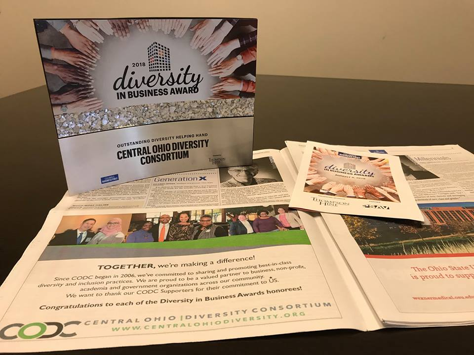 "Diversity's Helping Hand - ""My association with CODC has helped me stay current in the area of Diversity & Inclusion. I have been able to invite my CODC colleagues as guest speakers to my Managing Diversity course and have my students work on experiential learning projects for their organizations.""- Francisco X. Gómez-Bellengé, Associate to the Dean, Fisher College of Business, The Ohio State University"