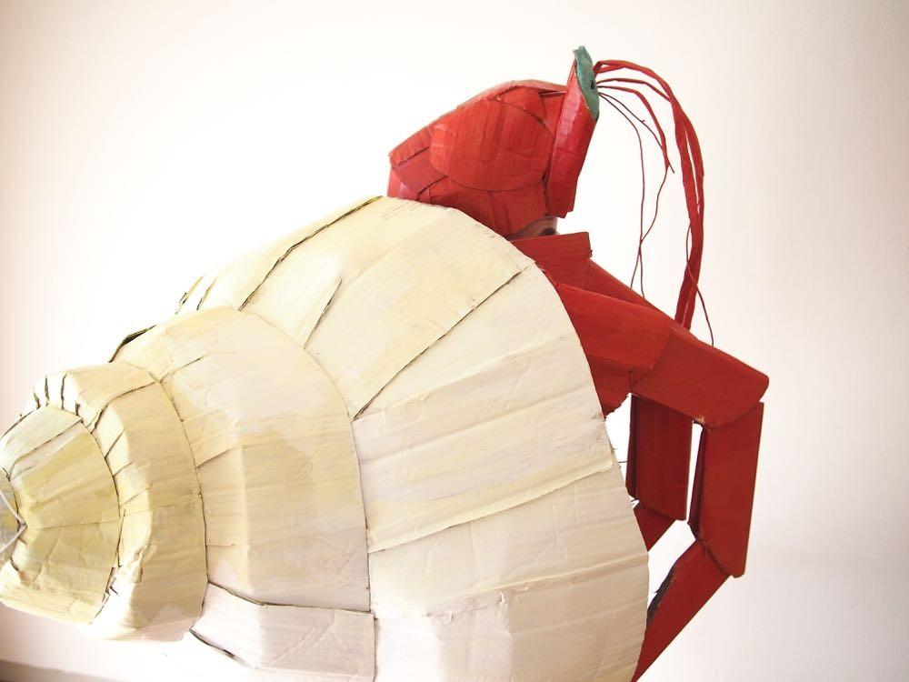 Origami Hermit Crab Tutorial (Satoshi Kamiya) Part 1 - Precreasing ... | 750x1000