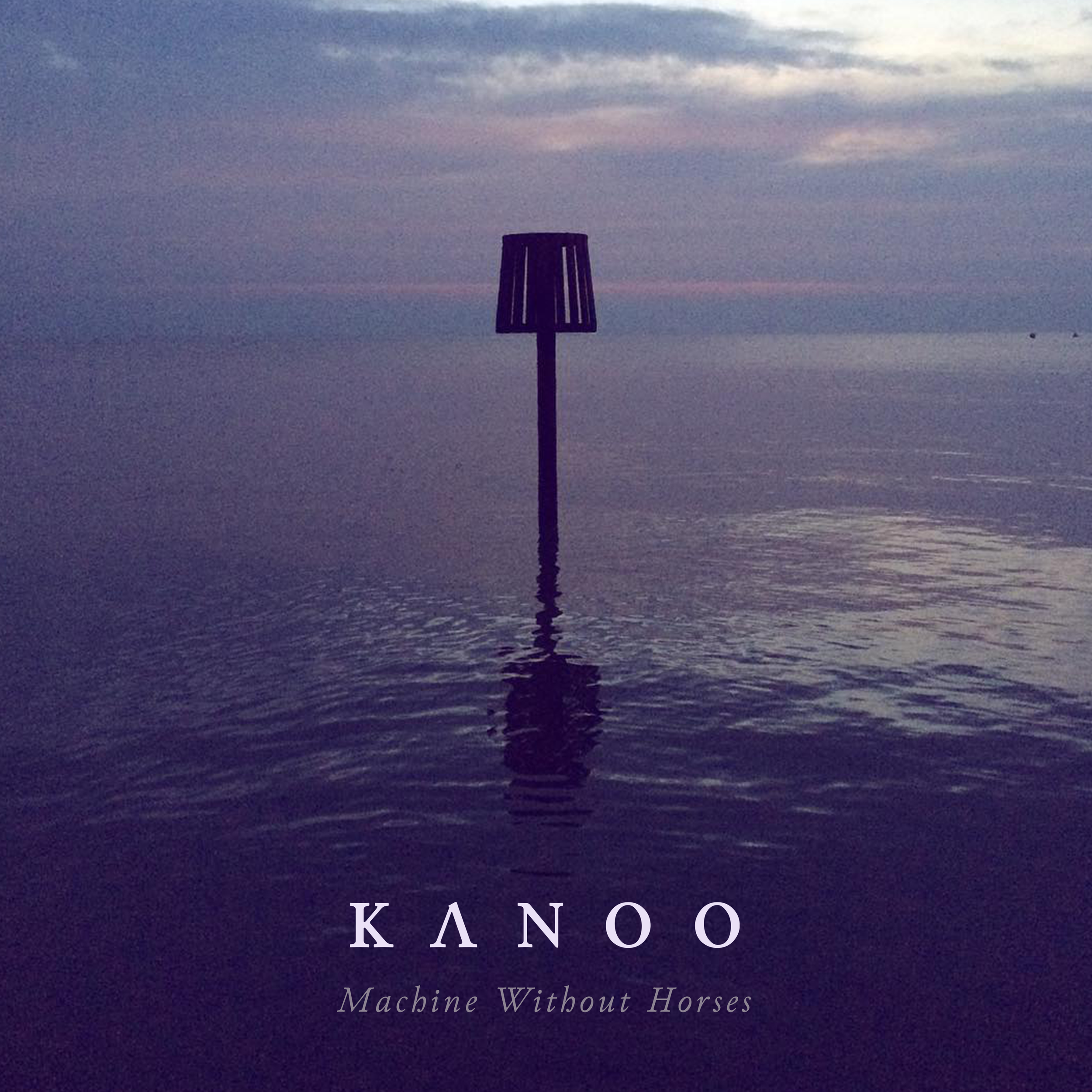 Machine Without Horses - Debut single by Kanoo. Out now.