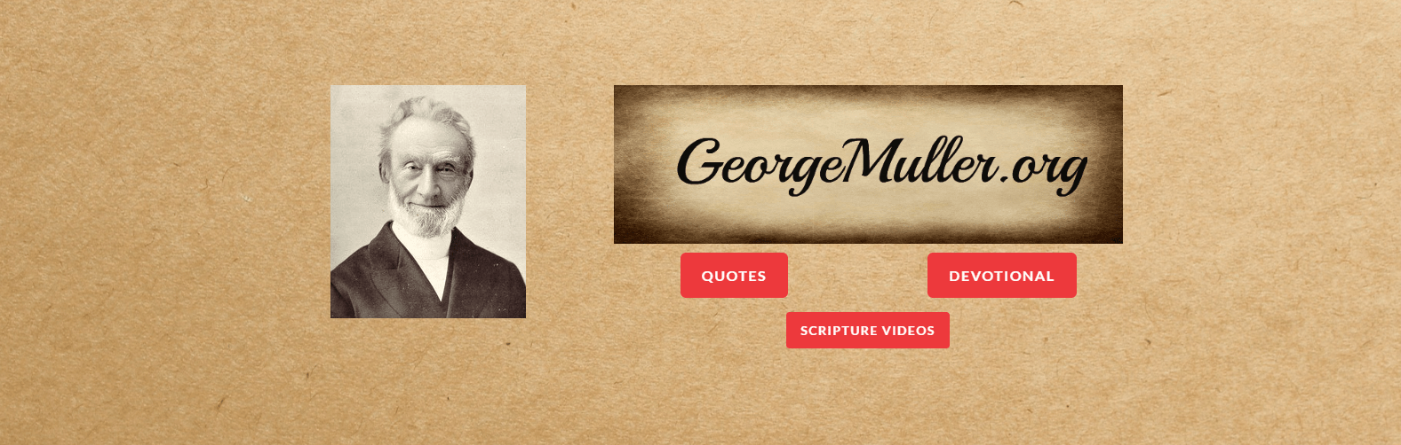georgemuller.org