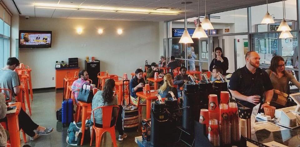 Fun-raiser Event Host - Cape Cod Coffee Café inside Barnstable Airport!