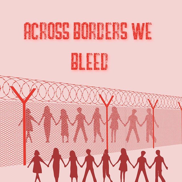 Migrant girls on the border are not being given enough products, some of whom are visibly bleeding through their pants. Most are only being given one pad per day and then being forced to sit in their soiled underwear and pants.  Operation Period is forming a campaign this weekend with the hashtag #AcrossBordersWeBleed to build solidarity on the issue of global period poverty and raise awareness for the conditions these migrant children are being subjected to.  Please use the hashtag throughout the week and encourage others to use it to build awareness. With this campaign, we hope to put pressure on the administration to do their job and provide the menstrual products and education the individuals menstruating at the border need and deserve to be healthy.  #forthosewhobleed